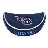 McArthur Tennessee Titans Mallet Putter Cover