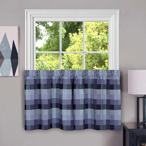 Achim 2-pack Harvard Tier Curtains