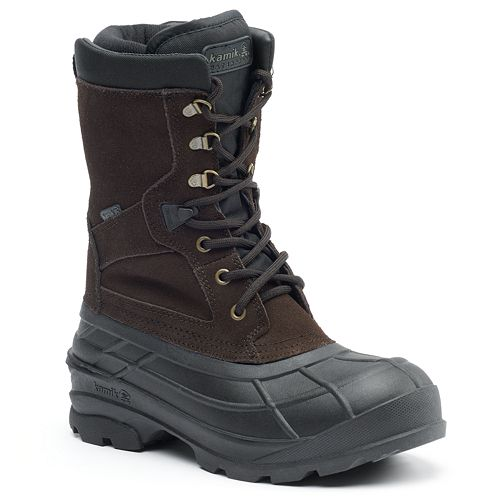 Kamik NationPlus Men's Waterproof Winter Boots
