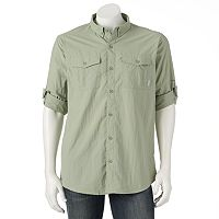Men's Columbia Glen Meadow Button-Down Shirt