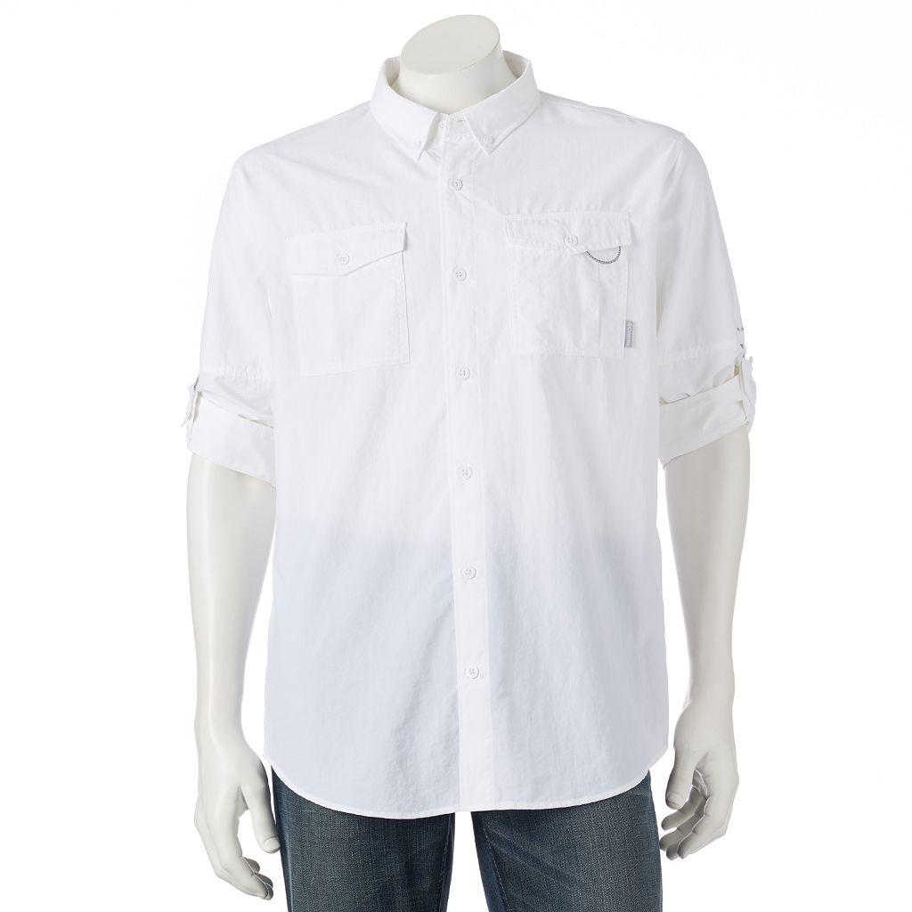 Men's Columbia Glen Meadow Button-Down Shirt