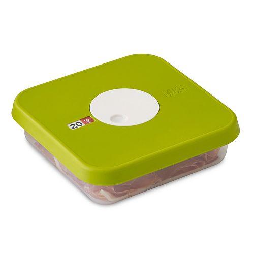 Joseph Joseph Dial Storage Datable Lid Square .9-Liter Container