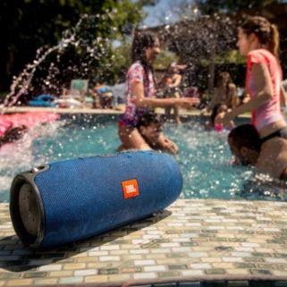 JBL Xtreme Splashproof Wireless Bluetooth Speaker