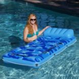 Swimline 48-in. Sumo Pool Mattress Float