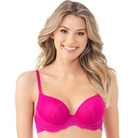 Lily of France Bras: Sensational Lace Push-Up Bra 2175220