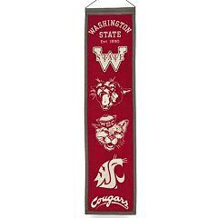 Washington State Cougars Heritage Banner