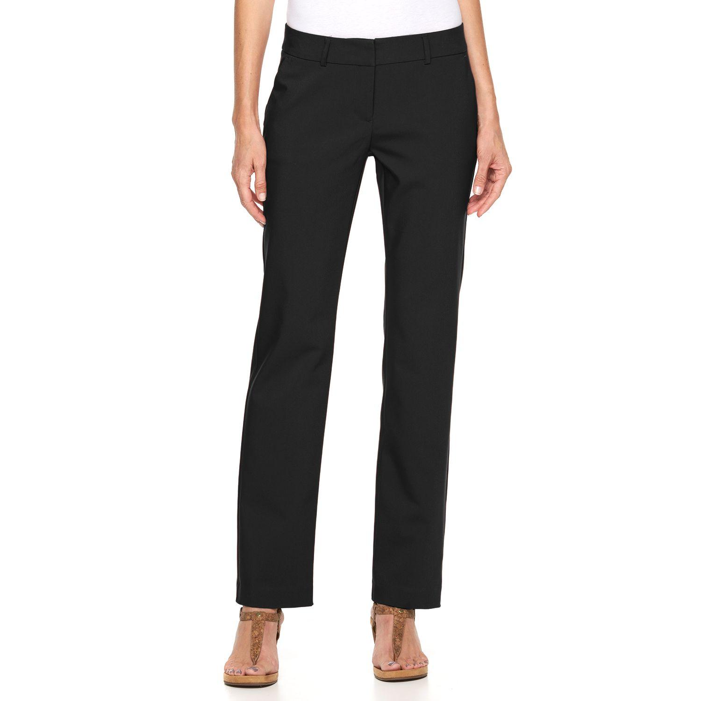 Black Dress Pants For Women