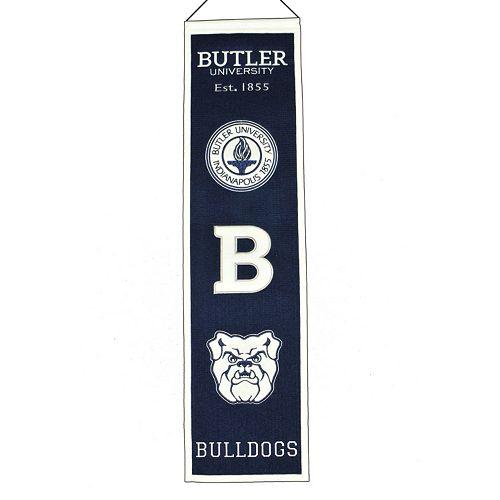 Butler Bulldogs Heritage Banner