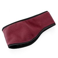 Women's Igloos Microfleece Reversible Headband