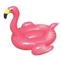 Swimline Giant Inflatable Flamingo Raft