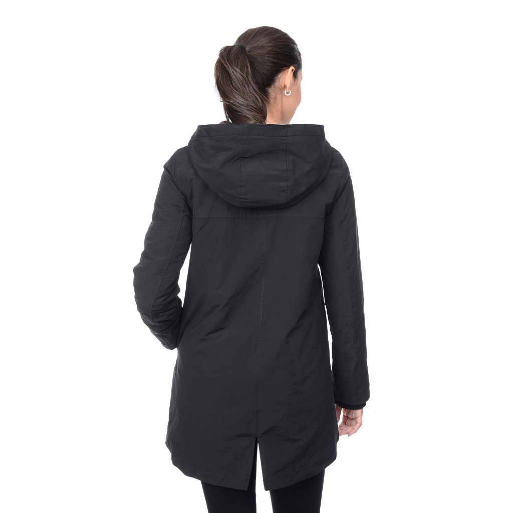 Women's Apt. 9® Hooded A-Line Parka