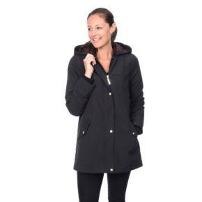 Women's Apt. 9® Hooded A-Line Parka