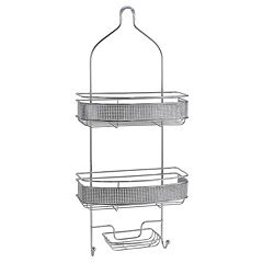 Bath Bliss Faux Pave Diamond Shower Caddy