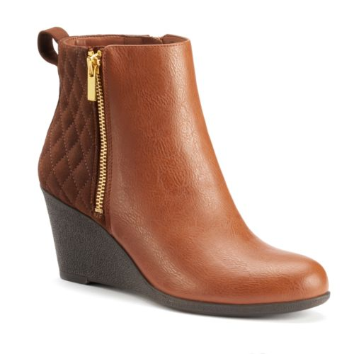 Zaylee Women's Wedge Ankle Boots