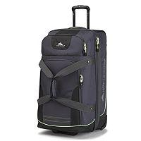 High Sierra Glencoe 30-Inch Rolling Duffel Bag