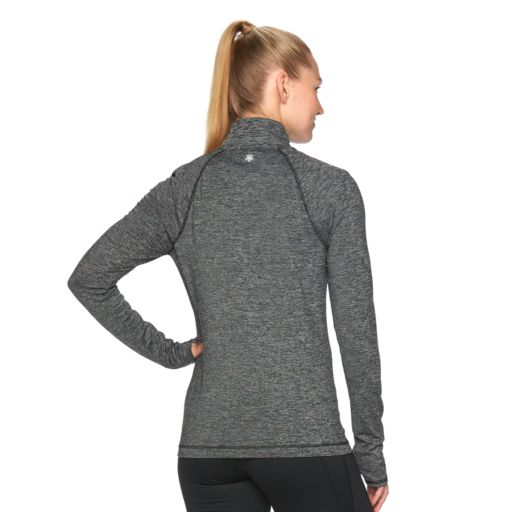 Women's Tek Gear® Space-Dye Workout Jacket