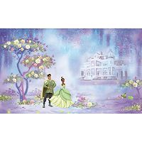 Disney's Princess & The Frog Tiana Removable Wallpaper Mural