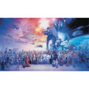 Star Wars Saga Removable Wallpaper Mural