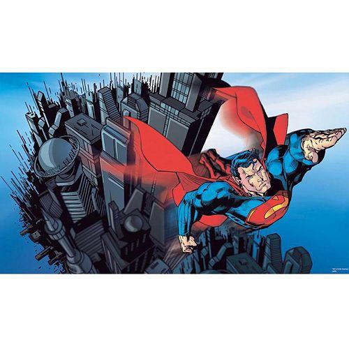 DC Comics Superman Removable Wallpaper Mural
