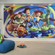 Disney / Pixar Toy Story 3 Removable Wallpaper Mural