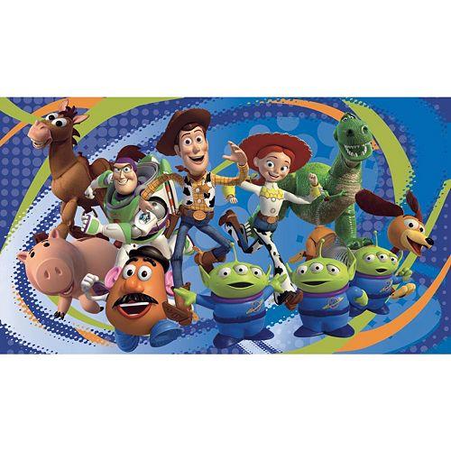 Disney / Pixar Toy Story 3 Removable Wallpaper Mural