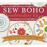 Sew Boho Embroidery Kit