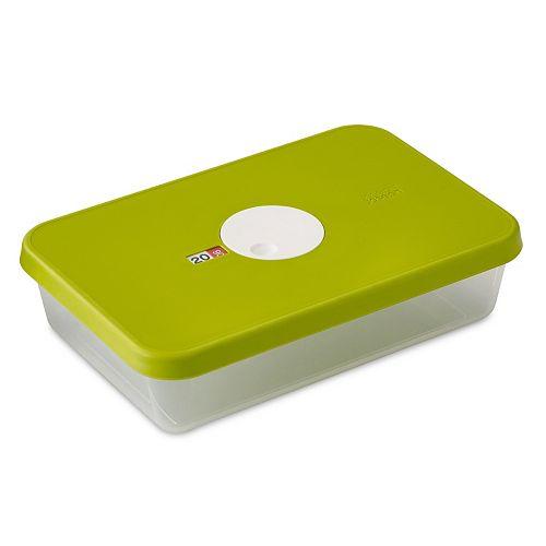 Joseph Joseph Dial Storage Datable Lid Rectangular 2.4-Liter Container