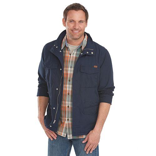 Men's Woolrich Changing Lanes Performance Jacket