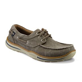 Skechers Relaxed Fit Elected ... Horizon Men's Boat Shoes M6wsZ