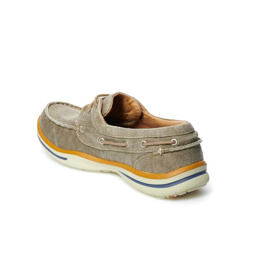Skechers Relaxed Fit Elected Horizon Men's Boat Shoes
