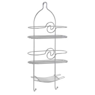 Kennedy Home Swirl Shower Caddy