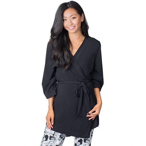 Women s Soybu Spa Zen Stretch Modal Wrap Robe c82cb8a85