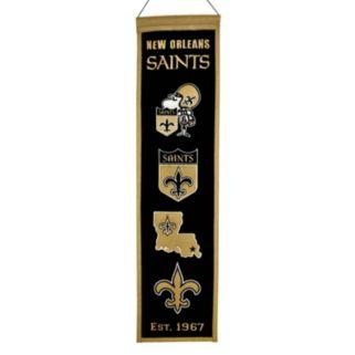 New Orleans Saints Heritage Banner