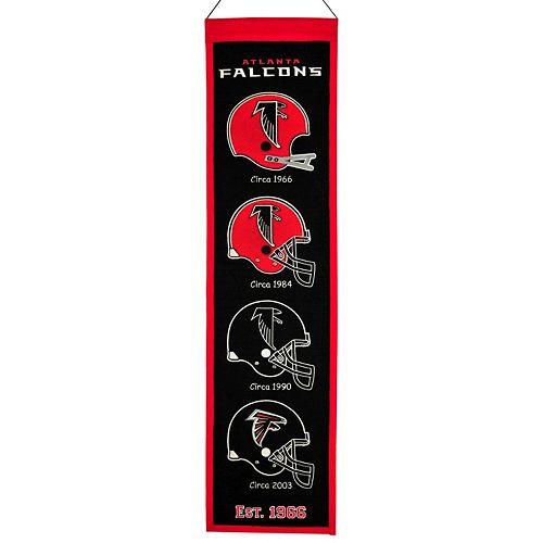 Atlanta Falcons Heritage Banner