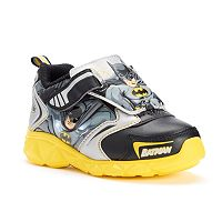 DC Comics Batman Toddler Boys' Light-Up Shoes