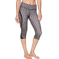 Women's Shape Active Sand Dune S-Seam Capri Workout Leggings