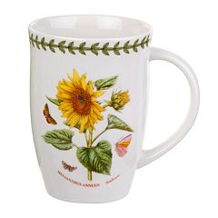 Portmeirion Zodiac Botanic Garden Leo Coffee Mug
