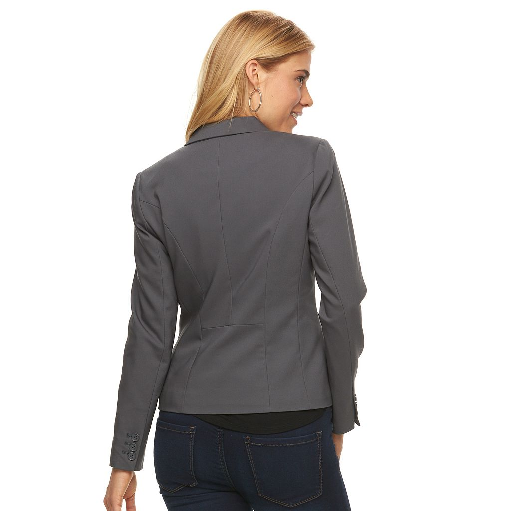 Petite Apt. 9® Torie Solid Blazer