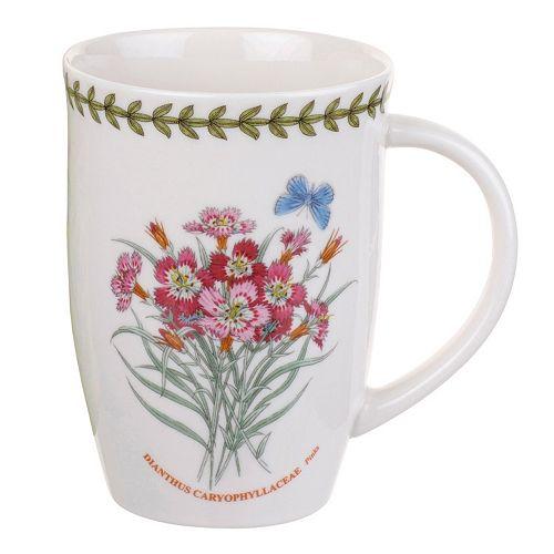 Portmeirion Zodiac Botanic Garden Capricorn Coffee Mug