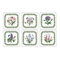 Portmeirion Botanic Garden 6-pc. Coaster Set