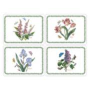 Portmeirion Botanic Garden 4-pc. Placemat Set