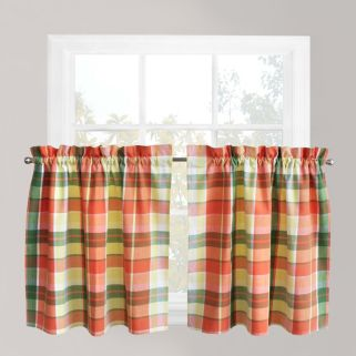 Park B. Smith Plaid Delight Tier Pair