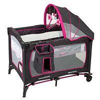 Hello Kitty® Serene Nursery Center Playard by Baby Trend
