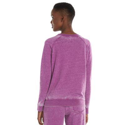 Women's Ten to Zen Burnout French Terry Sleep Sweatshirt