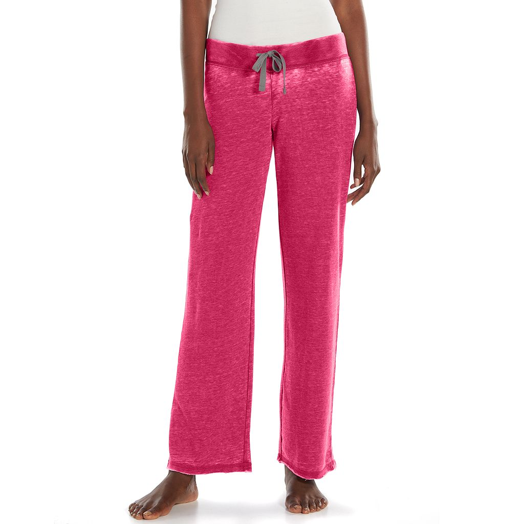 Women's Ten to Zen Burnout French Terry Lounge Pants