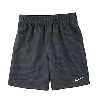 Boys 4-7 Nike Solid Mesh Shorts