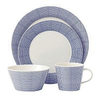 Royal Doulton Pacific 4 pc Place Setting