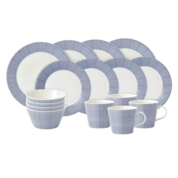 Royal Doulton Pacific 16-pc. Dinnerware Set