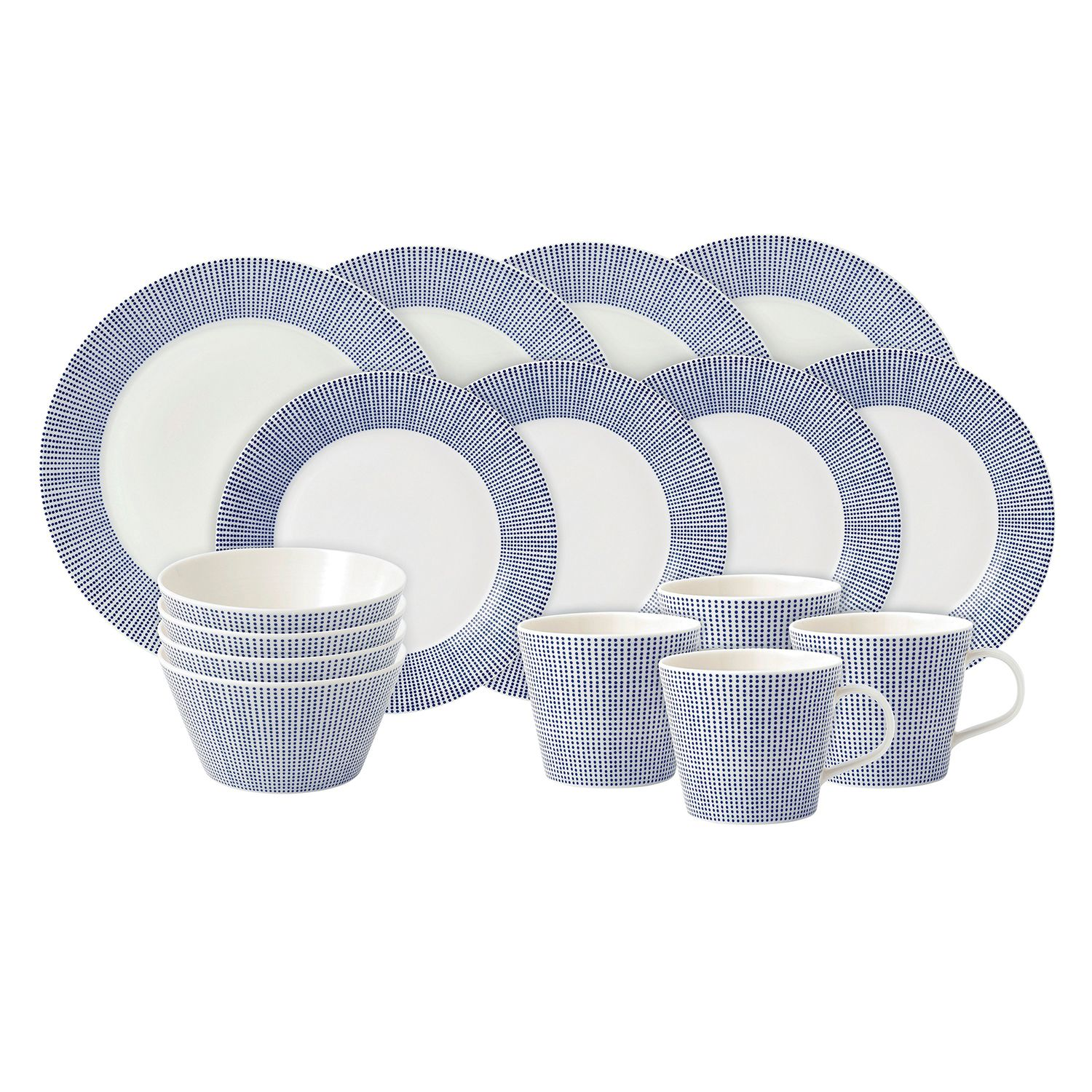 Royal Doulton Pacific 16-pc. Dinnerware Set  sc 1 st  Kohlu0027s & Royal Doulton Dinnerware u0026 Serveware Kitchen u0026 Dining | Kohlu0027s