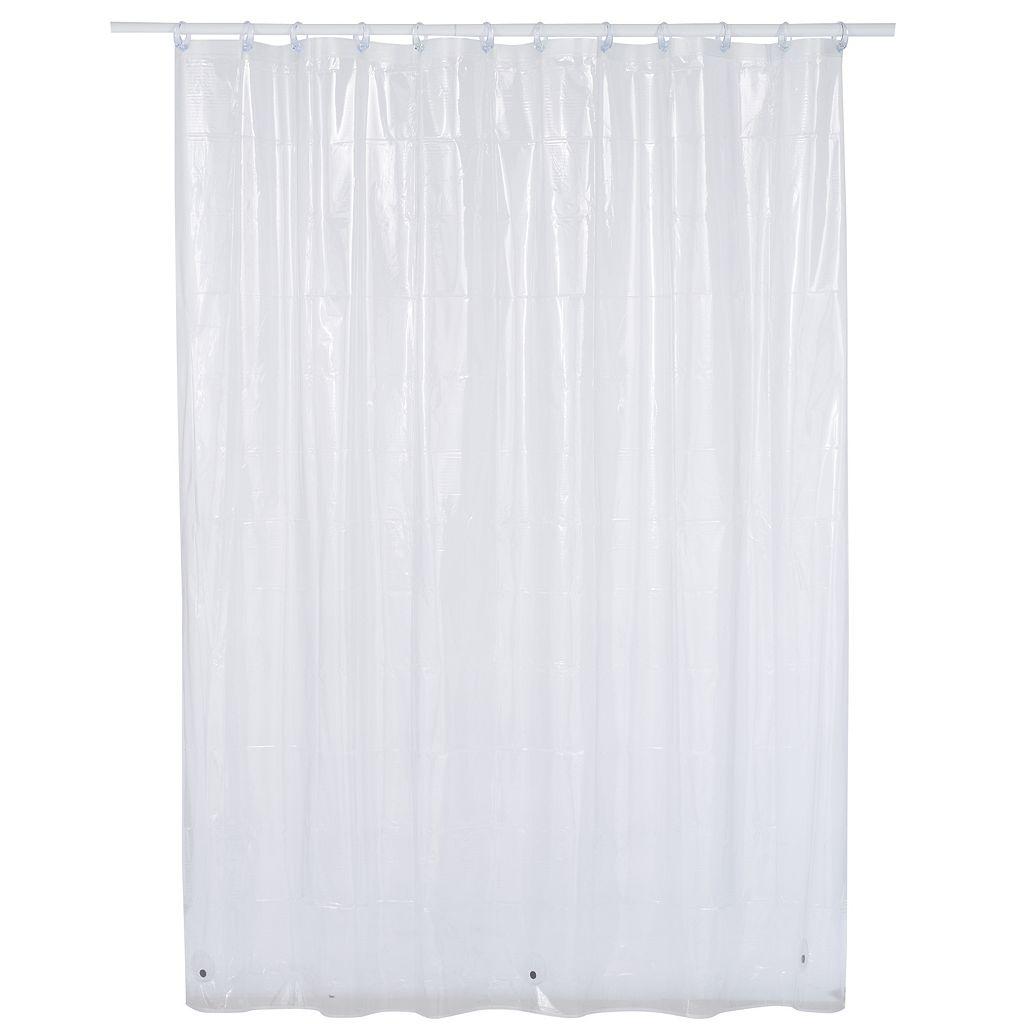 Kennedy Home Magnet Hem Shower Curtain Liner